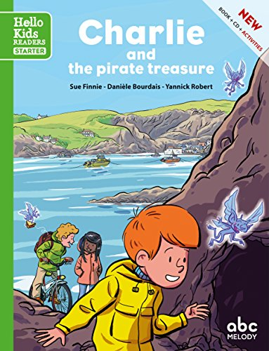 Charlie and the pirate treasure